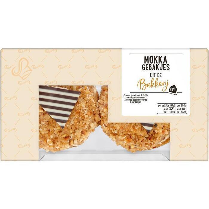 AH Mokka gebakjes