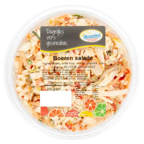 Eurosalad Boeren Salade 200 g (200g)