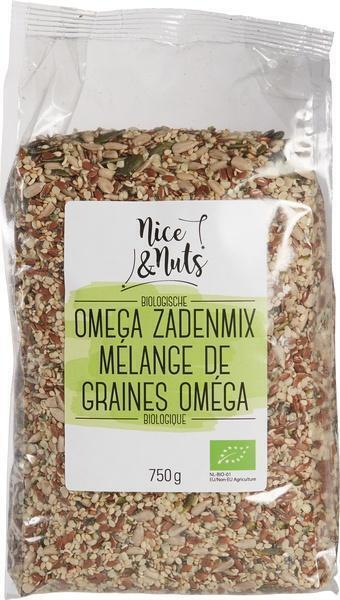 Omega Zadenmix (750g)