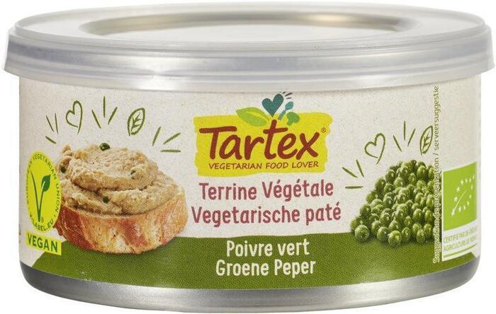 Vega paté groene peper (125g)