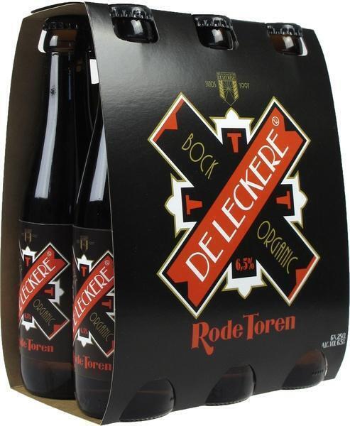 Rode Toren bockbier 6-pack (1.5L)