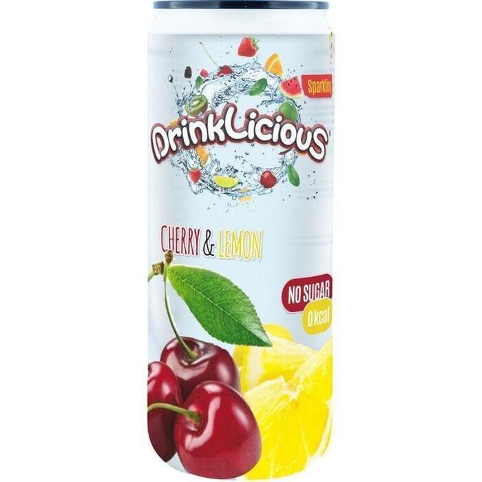 Drinklicious Cherry/lemon (31.5cl)