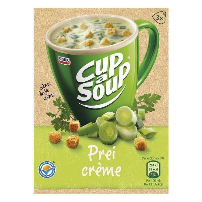 Cup-a-Soup preisoep crème (3 × 14g)