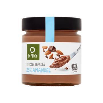La Place Chocoladepasta 25% Amandel 200 g (200g)