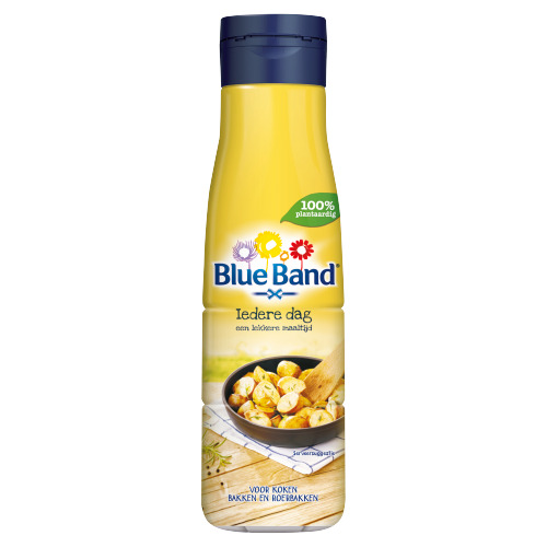 Blue Band Margarine Vloeibaar 500ml (0.5L)