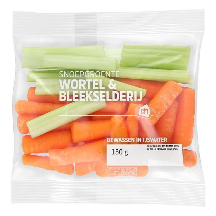 AH Snoepgroente wortel bleekselderij (150g)