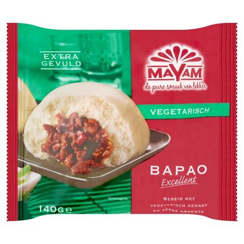 Mayam Vegetarisch Bapao Excellent 140g (140g)