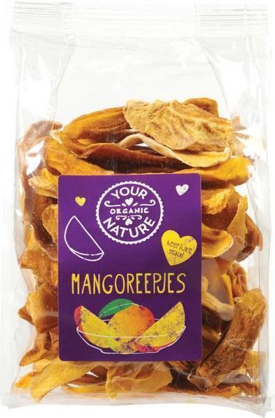 Mangoreepjes (200g)