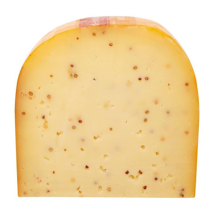 Noord-Hollandsche Mosterd kaas stuk (285g)