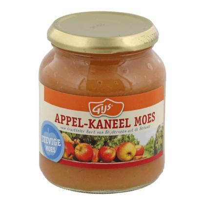 Appel-Kaneel Moes (pot, 360g)