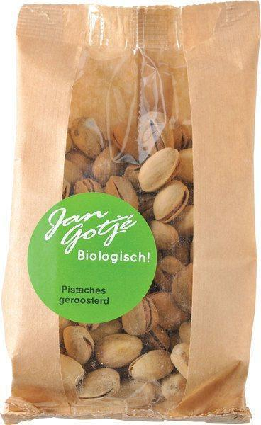 Geroosterde pistaches gezouten (150g)