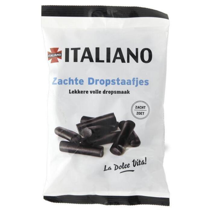 Siciliaanse zachte dropstaafjes (250g)