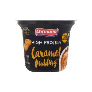 Ehrmann High Protein Caramel Pudding 200 g (200g)