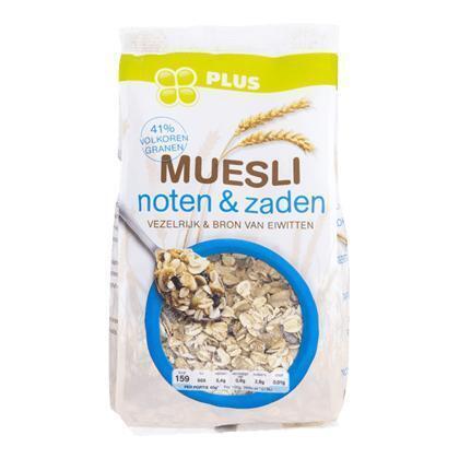 Muesli noten & zaden (450g)