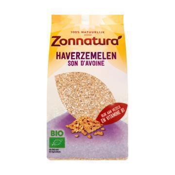 Zonnatura Haverzemelen 350 g (Stuk, 350g)
