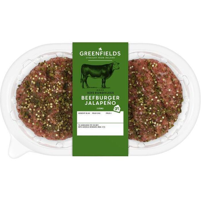 AH Greenfields jalapeño burger (270g)