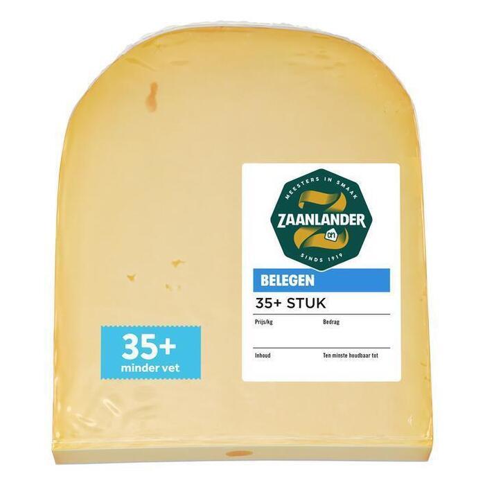 Zaanlander Belegen kaas 35+ stuk (315g)