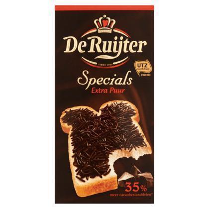 Chocoladehagel extra puur (200g)