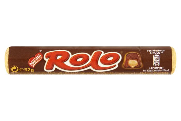 Nestlé Rolo (rol, 52 × 52g)