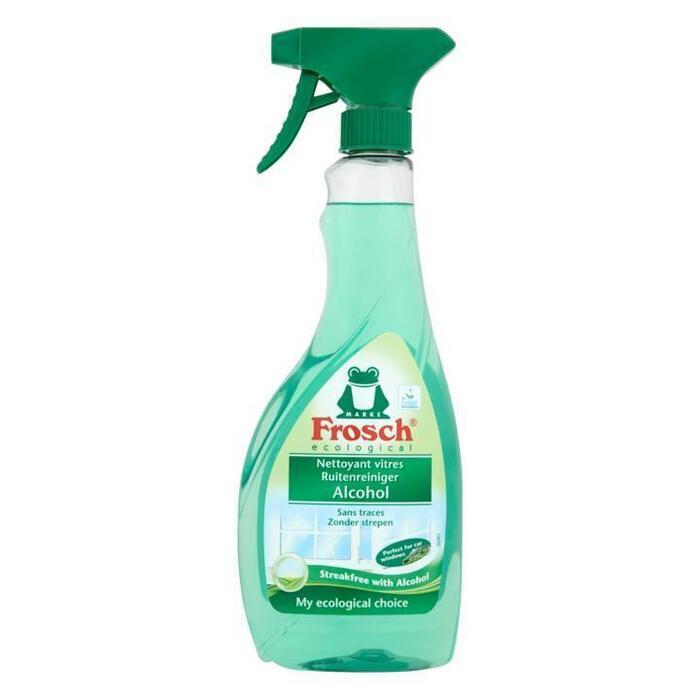 Frosch Ruitenreiniger Alcohol 500ml (0.5L)