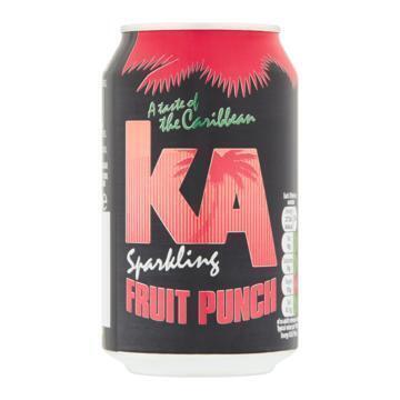 KA Fruit punch caribbean (33cl)
