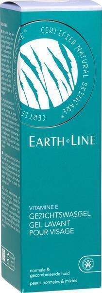 Vitamine E gezichtswasgel (200ml)