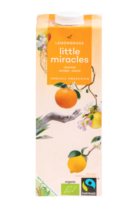 Little Miracles Lemongrass (1L)