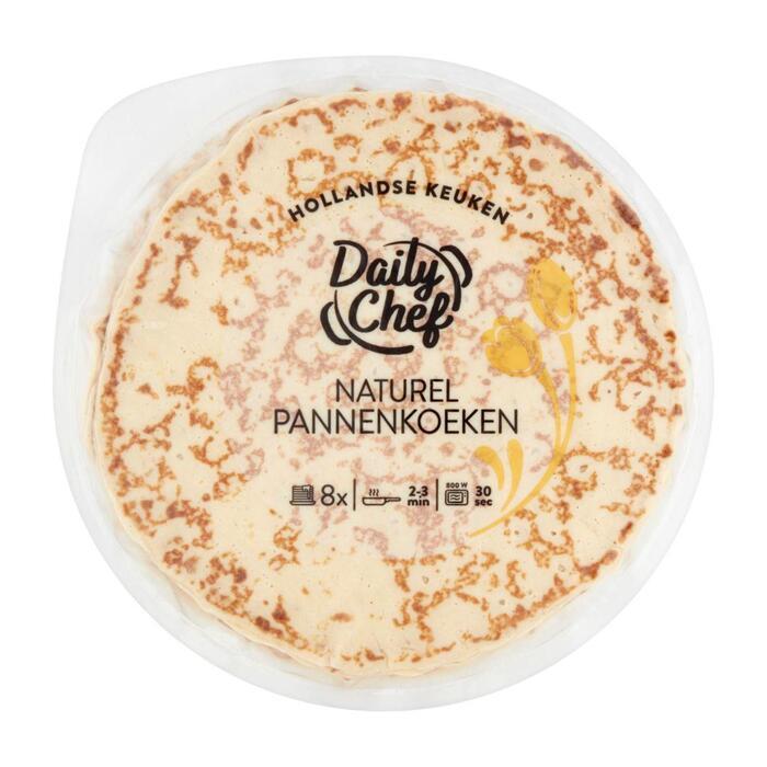 Daily Chef Pannenkoeken naturel (600g)