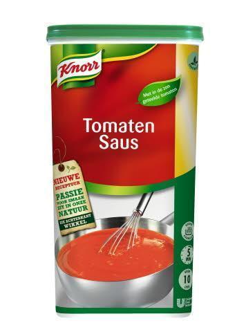 Knorr Basis Tomatensaus 1.33Kg 6X (6 × 1.33kg)