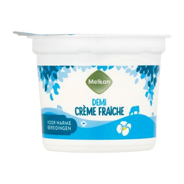 Melkan Demi crème fraîche (125g)