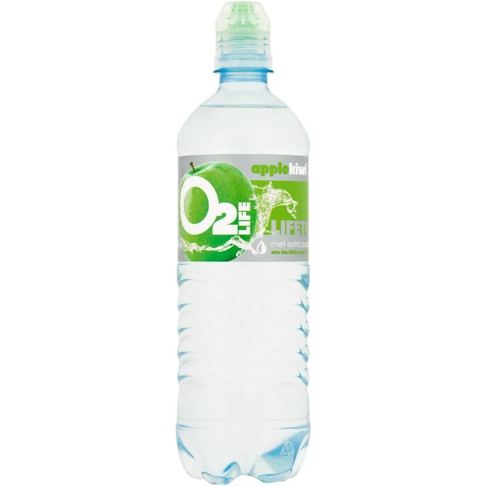 O2 Life Apple & Kiwi 750ml (0.75L)