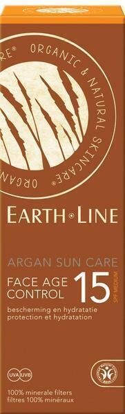 Argan sun care face age control SPF 15 (50ml)