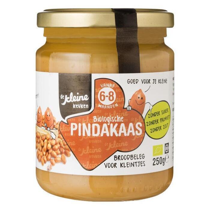 Pindakaas (pot, 250g)