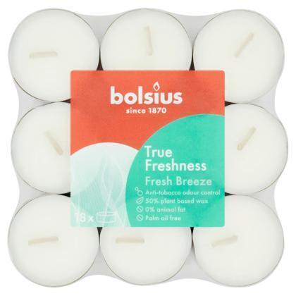 Bolsius Theelicht fresh breeze