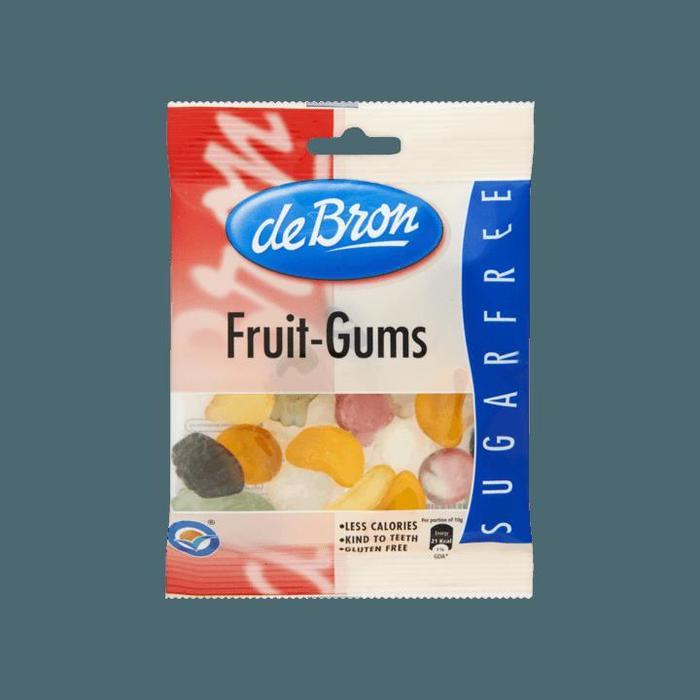 De Bron Fruit-Gums Suikervrij 100g (100g)