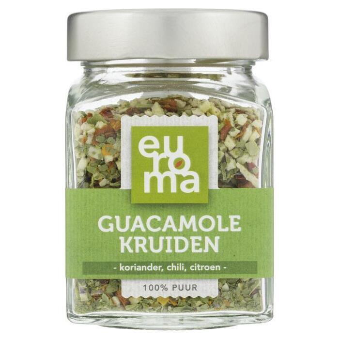 Euroma Guacamole kruiden (24g)
