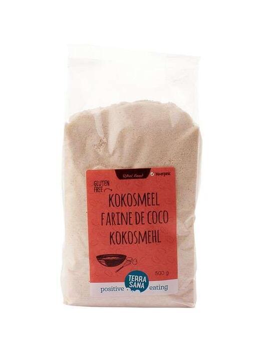 RAW Kokosmeel TerraSana 500g (500g)