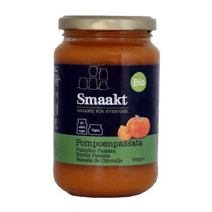 Smaakt Pompoenpassata (350g)