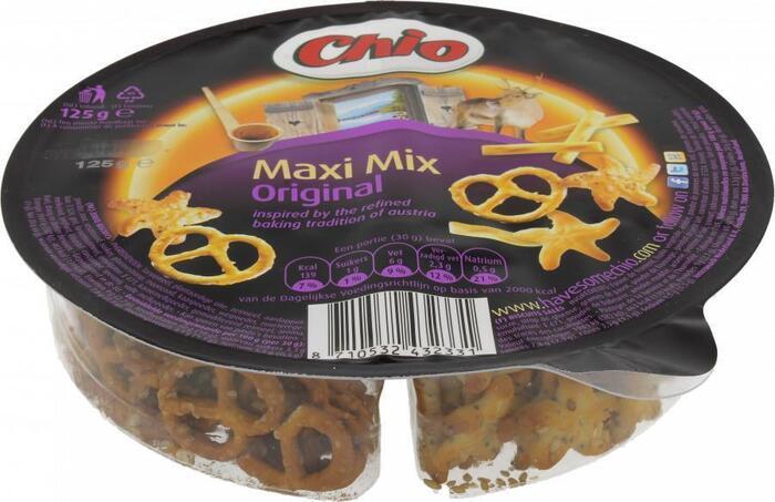 Chio Maxi mix original (125g)