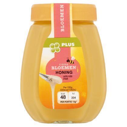 Bloemenhoning creme (500g)