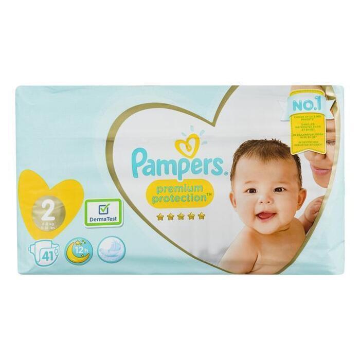 Luiers Pampers New Baby Maat 2  PAK