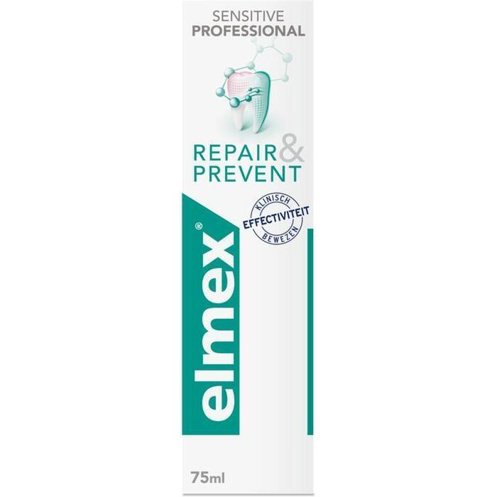 Elmex Sensitive repair & prevent tandpasta (75ml)