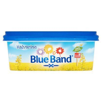 Blue Band Halvarine 250G 16x (kuipje, 250g)