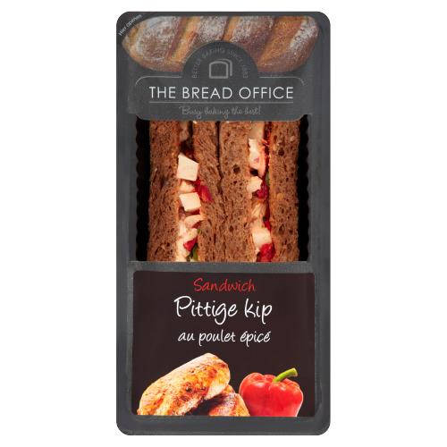 The Bread Office Sandwich Pittige Kip 149 g (149g)