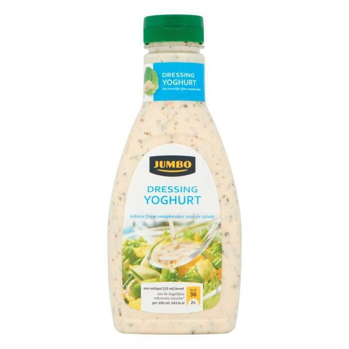 Jumbo Dressing Yoghurt 450ml (45cl)