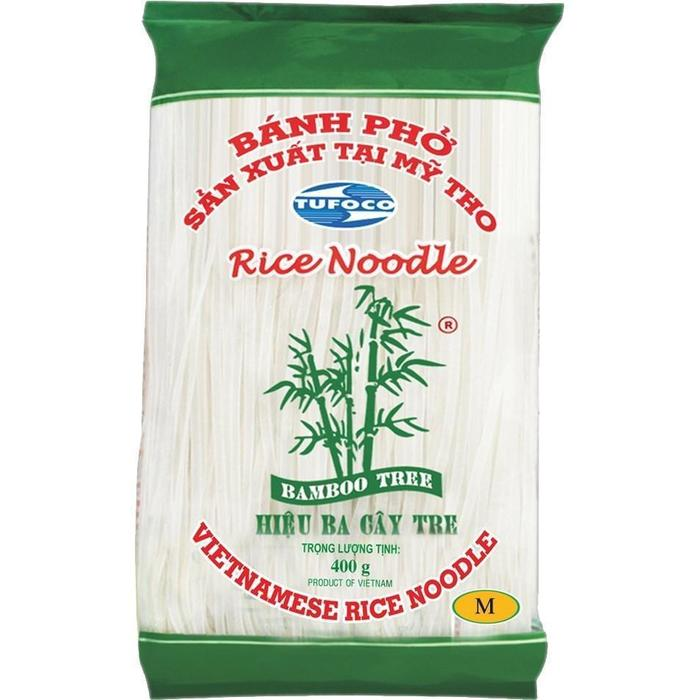 Bamboo Tree Rice Sticks 3 mm. (400g)