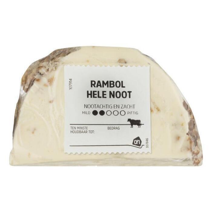 Rambol Hele noot 55+ (125g)