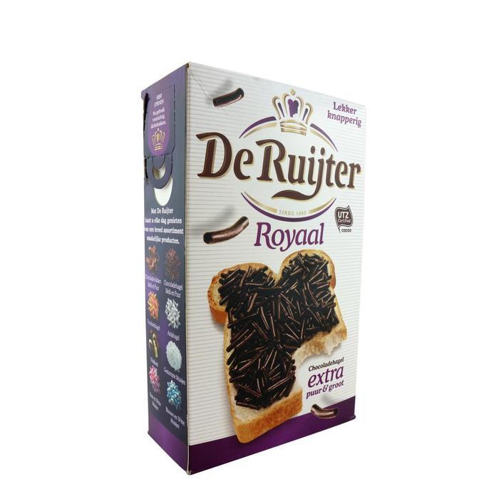 Royale hagel extra puur & groot (doos, 380g)
