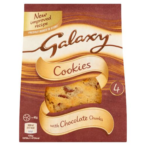 Galaxy 4 Cookies