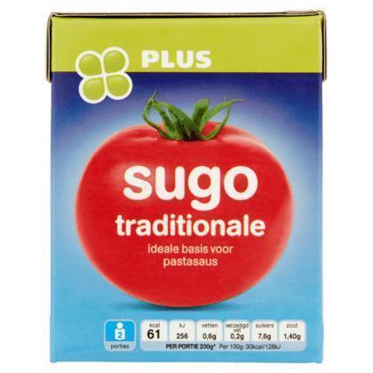 Sugo tradizionale (390g)